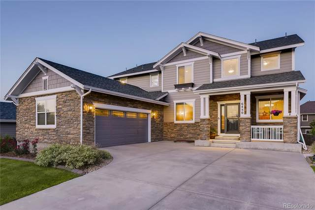 6450 S Newcastle Way, Aurora, CO 80016 (#6575387) :: Mile High Luxury Real Estate