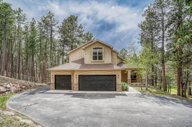 19445 Wing Tip, Colorado Springs, CO 80908 (MLS #6575734) :: 8z Real Estate