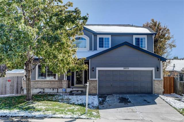 18820 E Belleview Place, Centennial, CO 80015 (#6575881) :: Bring Home Denver with Keller Williams Downtown Realty LLC