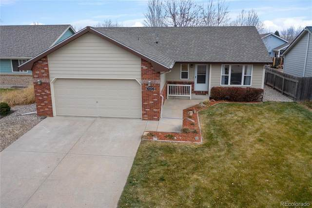1005 Timberline Court, Windsor, CO 80550 (#6575886) :: The Dixon Group