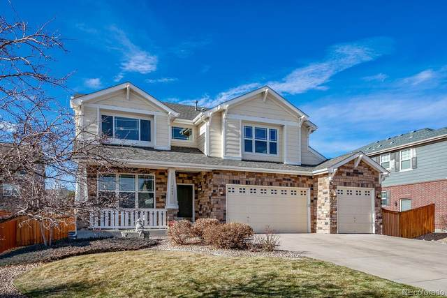 5465 S Flat Rock Way, Aurora, CO 80016 (#6576584) :: Kimberly Austin Properties