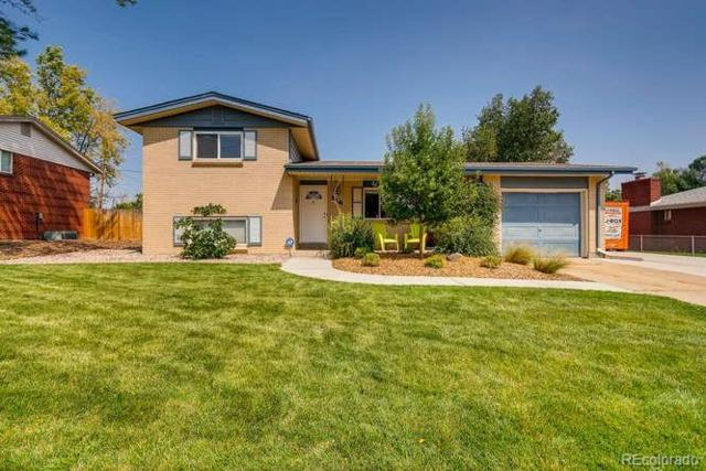 6078 Routt Court, Arvada, CO 80004 (#6576709) :: The Peak Properties Group