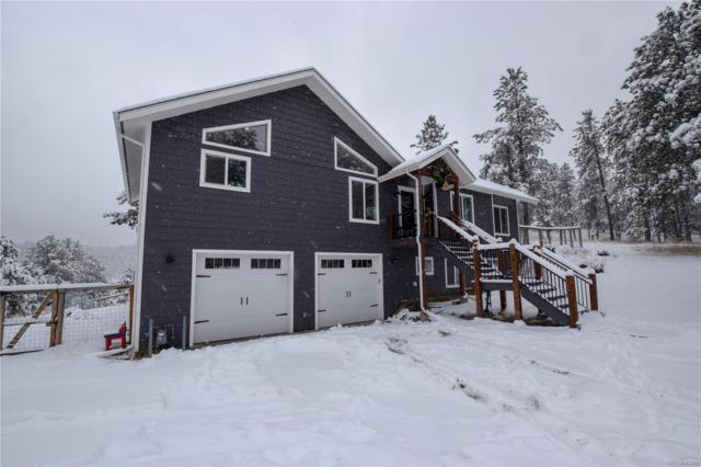 5050 S Olive Road, Evergreen, CO 80439 (#6576871) :: The DeGrood Team
