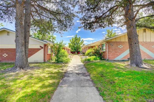 10346 W 59th Place #2, Arvada, CO 80004 (#6576998) :: The DeGrood Team