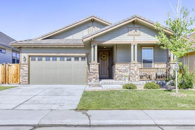10190 Nadine Avenue, Parker, CO 80134 (#6577135) :: The Margolis Team
