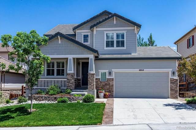 10512 Hillrose Street, Parker, CO 80134 (#6577545) :: Stephanie Fryncko | Keller Williams Integrity