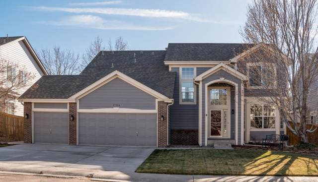 17154 Opal Hill Drive, Parker, CO 80134 (#6577564) :: The Healey Group