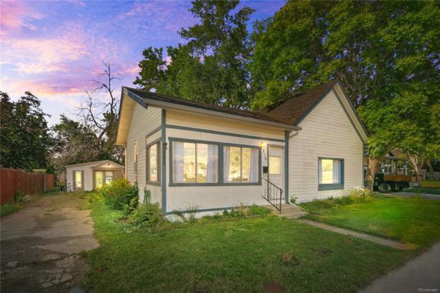 316 W 1st Street, Loveland, CO 80537 (MLS #6577815) :: 8z Real Estate