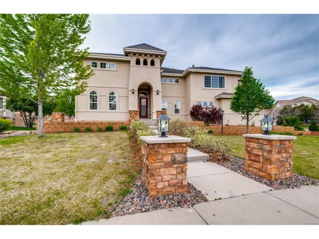 16218 E Oakwood Drive, Centennial, CO 80016 (MLS #6578146) :: 8z Real Estate