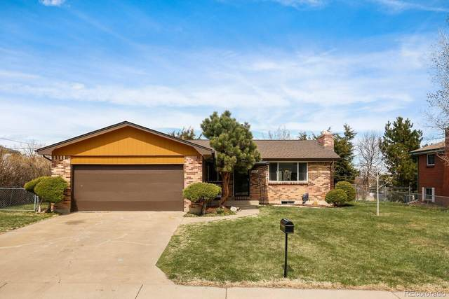 7439 W 74th Avenue, Arvada, CO 80003 (#6578902) :: The DeGrood Team