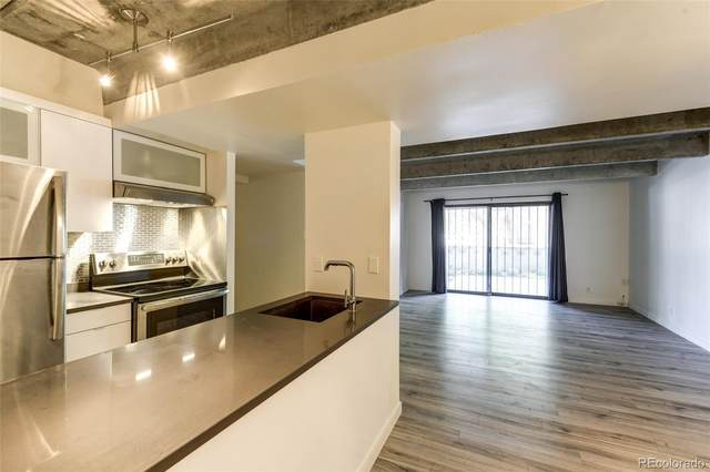 1433 N Williams Street #100, Denver, CO 80218 (#6578974) :: Chateaux Realty Group