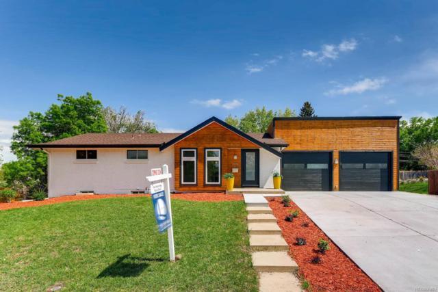 5996 S Saint Paul Way, Centennial, CO 80121 (#6579149) :: Colorado Home Realty