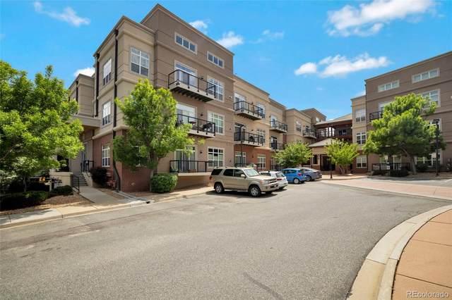 5677 Park Place 201B, Greenwood Village, CO 80111 (#6579533) :: Kimberly Austin Properties