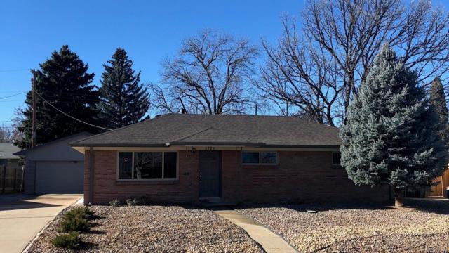 5725 S Fox Street, Littleton, CO 80120 (#6579857) :: The HomeSmiths Team - Keller Williams
