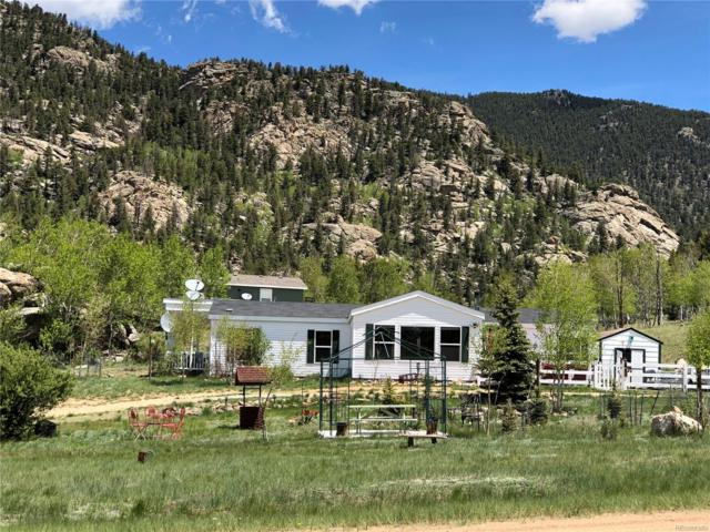 69 Turquoise Way, Lake George, CO 80827 (#6579942) :: HomeSmart Realty Group