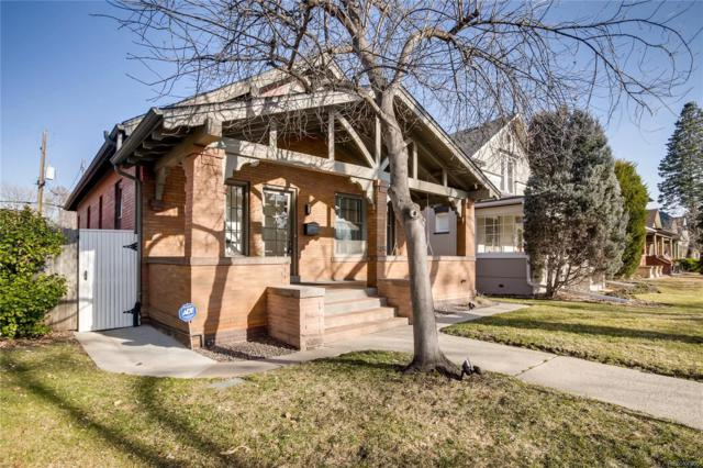 484 N Lafayette Street, Denver, CO 80218 (MLS #6580368) :: 8z Real Estate