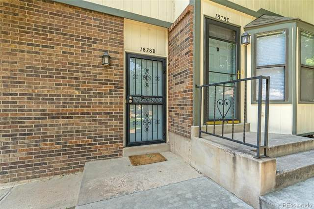 1878 S Ammons Street D, Lakewood, CO 80232 (MLS #6580510) :: Bliss Realty Group