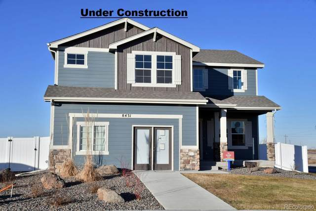 1340 87th Ave, Greeley, CO 80634 (MLS #6580936) :: 8z Real Estate