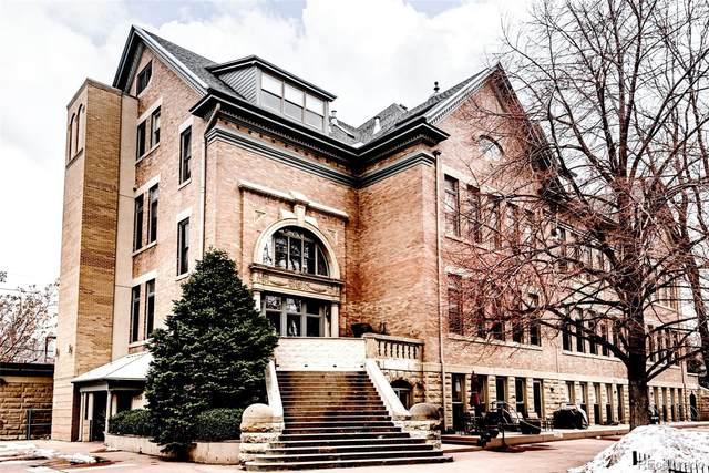 1140 Columbine Street #301, Denver, CO 80206 (#6580951) :: Wisdom Real Estate