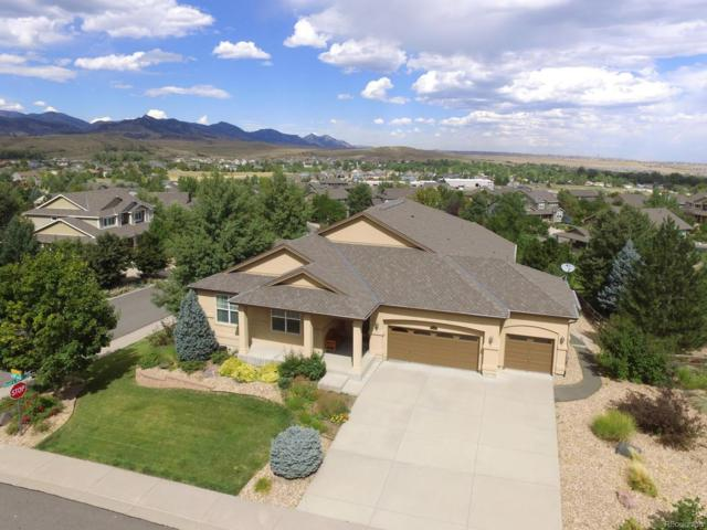 18999 W 54th Place, Golden, CO 80403 (#6581309) :: House Hunters Colorado