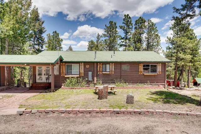 5016 County Road 72, Bailey, CO 80421 (MLS #6581364) :: Bliss Realty Group