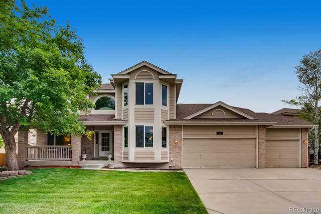 7194 S Parfet Street, Littleton, CO 80127 (MLS #6581889) :: 8z Real Estate