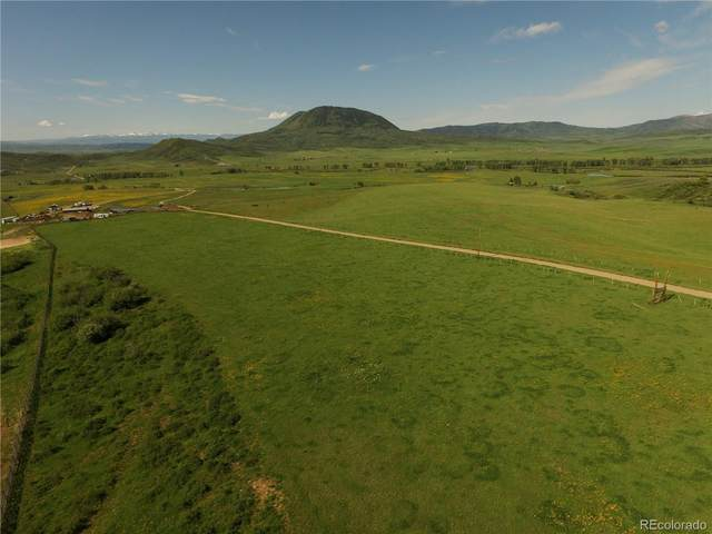 Tbd Rcr 129 - 9.5 Miles From Steamboat, Steamboat Springs, CO 80487 (MLS #6582187) :: Kittle Real Estate