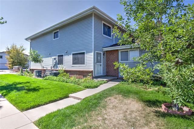 3225 S Garrison Street #3, Lakewood, CO 80227 (#6582224) :: Harling Real Estate