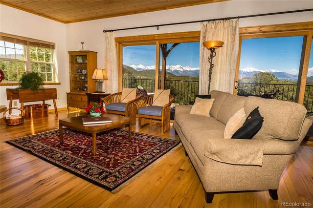 2770 Black Cloud Circle, Westcliffe, CO 81252 (#6582321) :: Compass Colorado Realty