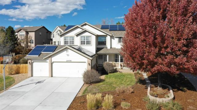 20775 Parker Vista Court, Parker, CO 80138 (#6582336) :: Colorado Team Real Estate