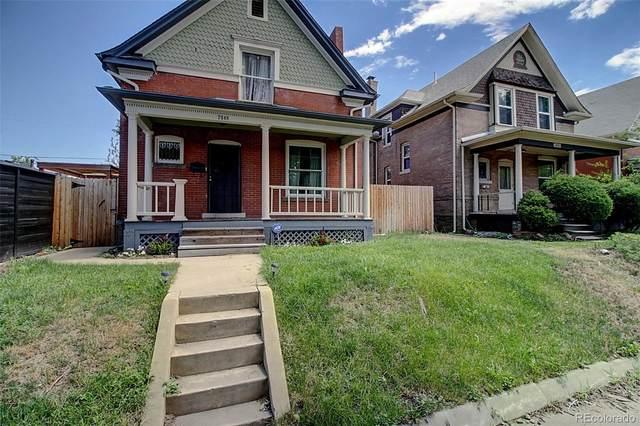 2848 York Street, Denver, CO 80205 (#6582392) :: My Home Team