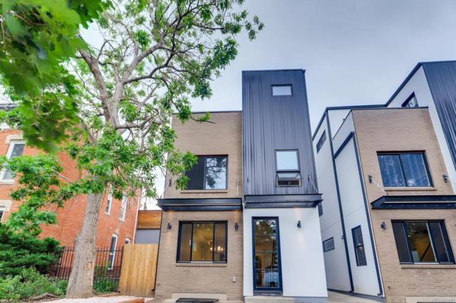 2446 Glenarm Place, Denver, CO 80205 (#6582458) :: Wisdom Real Estate