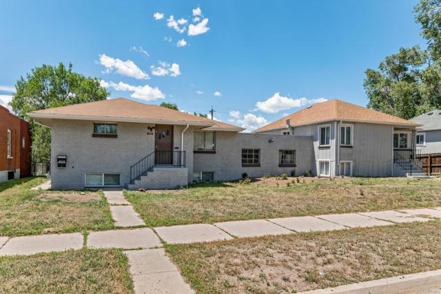 2275 S Cherokee Street, Denver, CO 80223 (#6582792) :: House Hunters Colorado