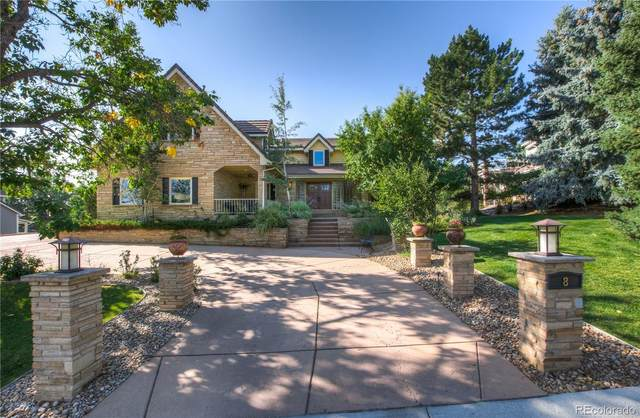 8 Mourning Dove Lane, Littleton, CO 80127 (#6582938) :: The Brokerage Group