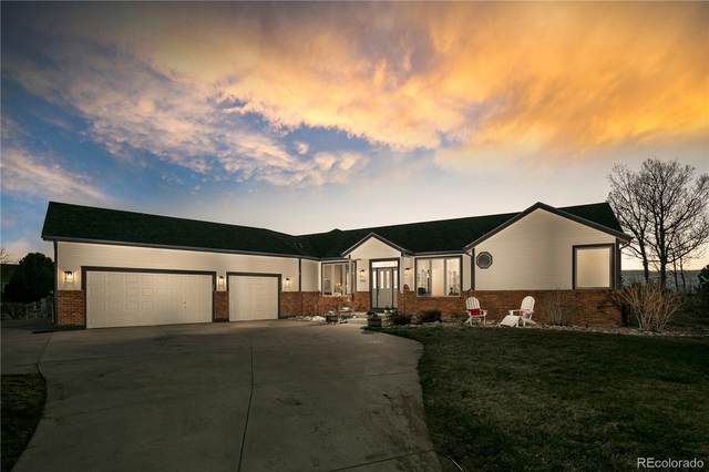 5908 E Valley Hi Drive, Parker, CO 80138 (MLS #6582974) :: Bliss Realty Group