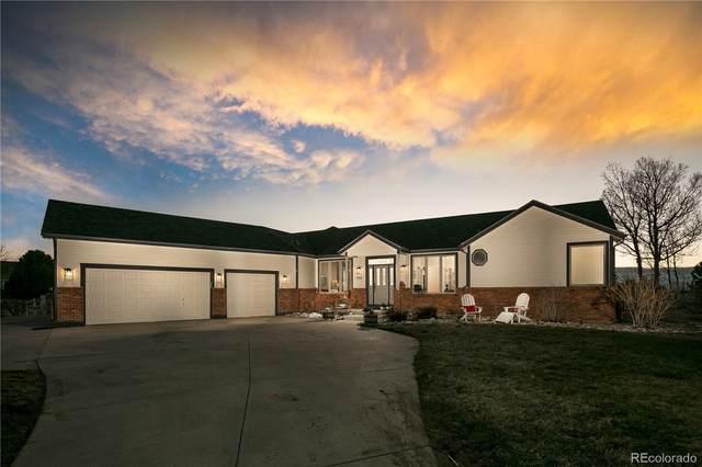 5908 E Valley Hi Drive, Parker, CO 80138 (MLS #6582974) :: Kittle Real Estate