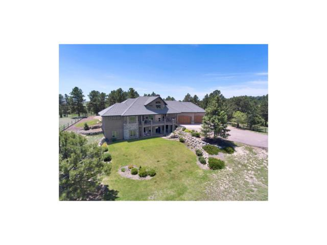 12625 Mount Shasta Drive, Elbert, CO 80106 (MLS #6583046) :: 8z Real Estate