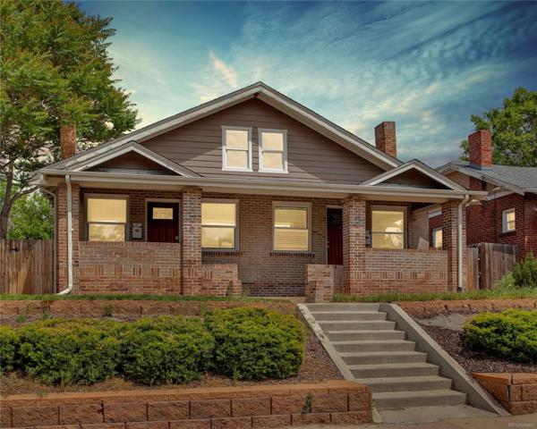 3316 York Street, Denver, CO 80205 (#6583184) :: The Healey Group