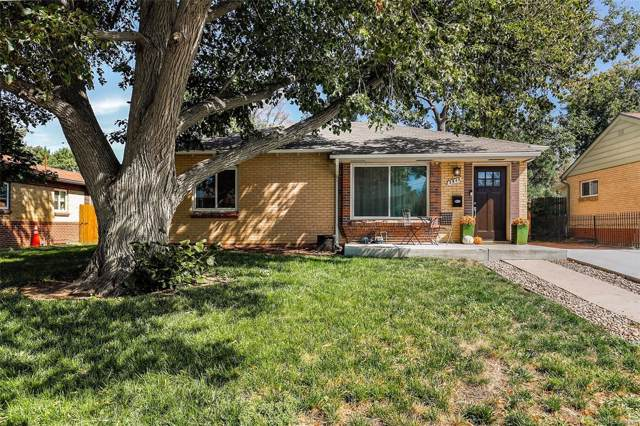 3640 Olive Street, Denver, CO 80207 (MLS #6583546) :: 8z Real Estate