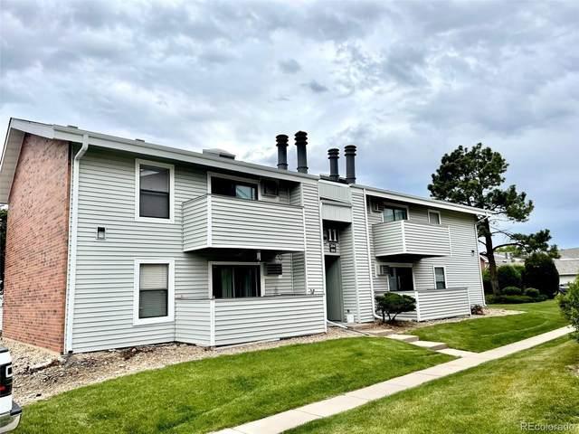 10150 E Virginia Avenue 11-203, Denver, CO 80247 (#6583577) :: Finch & Gable Real Estate Co.