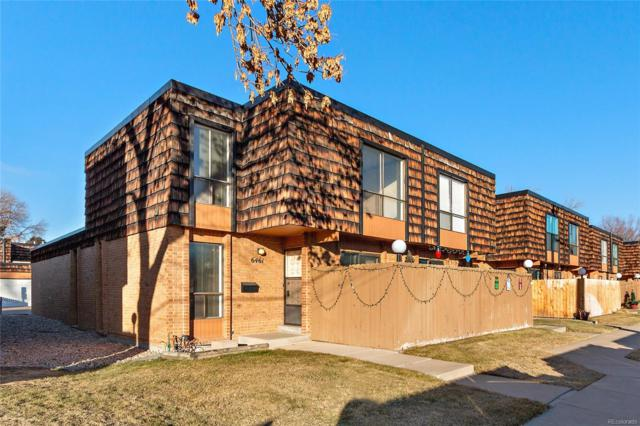 6461 Ward Road, Arvada, CO 80004 (#6583580) :: Sellstate Realty Pros
