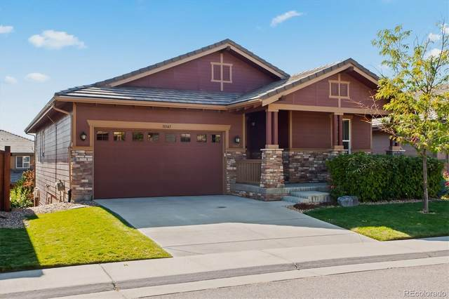 10347 Kenneth Drive, Parker, CO 80134 (#6583712) :: Bring Home Denver with Keller Williams Downtown Realty LLC