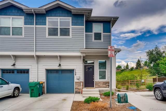 1138 Oak Circle, Lakewood, CO 80215 (#6584029) :: Finch & Gable Real Estate Co.