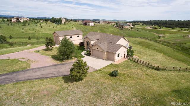 3150 Stage Line Court, Colorado Springs, CO 80921 (#6584747) :: The Harling Team @ Homesmart Realty Group