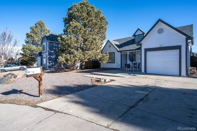 5260 S Zeno Court, Centennial, CO 80015 (MLS #6585235) :: Kittle Real Estate