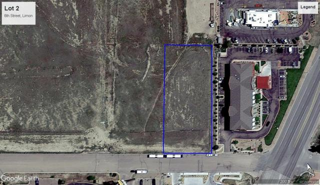 Lot 2 6th Street, Limon, CO 80828 (#6585303) :: The DeGrood Team