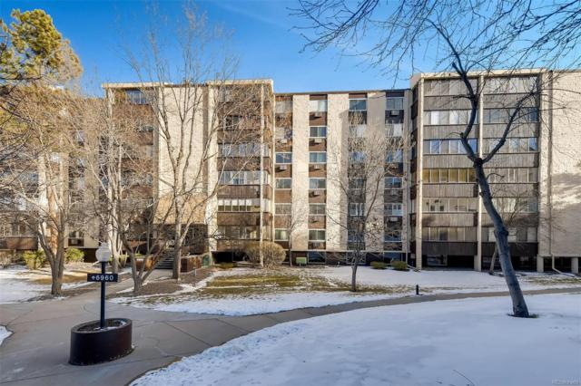 6960 E Girard Avenue #403, Denver, CO 80224 (#6585679) :: My Home Team