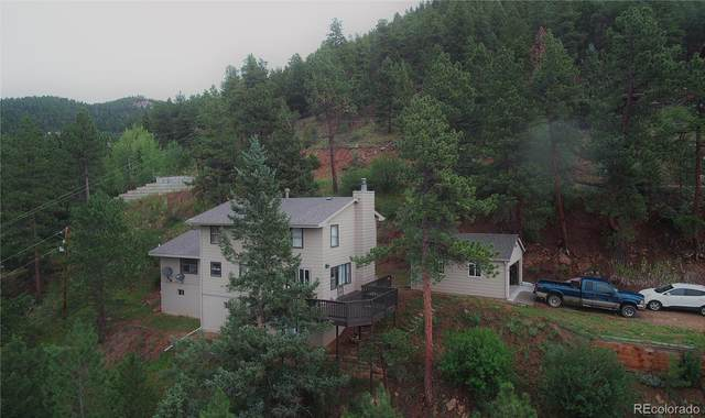 13539 Elsie Road, Conifer, CO 80433 (#6585960) :: The DeGrood Team