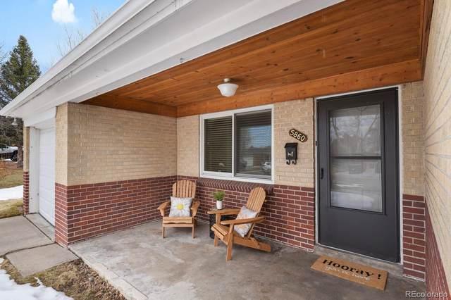 5860 W 34th Avenue, Wheat Ridge, CO 80212 (#6586069) :: HomeSmart