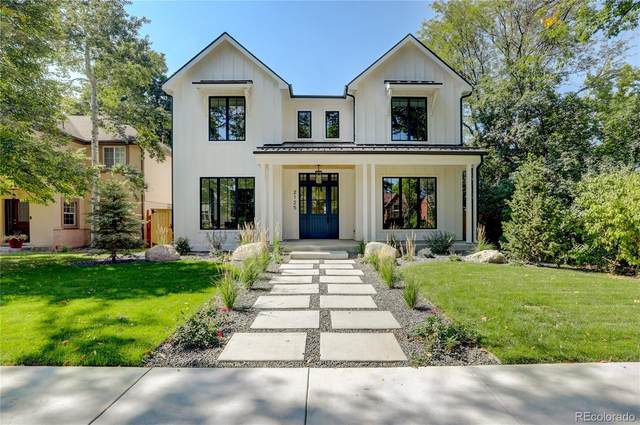 2125 S Saint Paul Street, Denver, CO 80210 (#6586215) :: THE SIMPLE LIFE, Brokered by eXp Realty
